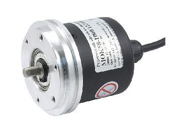 Enkodery MOK58-6 (obudowa fi58mm, oś fi6mm, IP50)