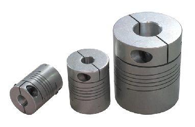 Sprzęgła helikalne aluminiowe - SHZ, SHA, SHS