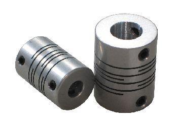 Sprzęgła aluminiowe nacinane - SND